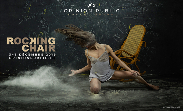 "Visueel van project Opinion Public - ""Rocking Chair"""