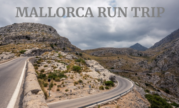 Project visual MALLORCA RUN TRIP