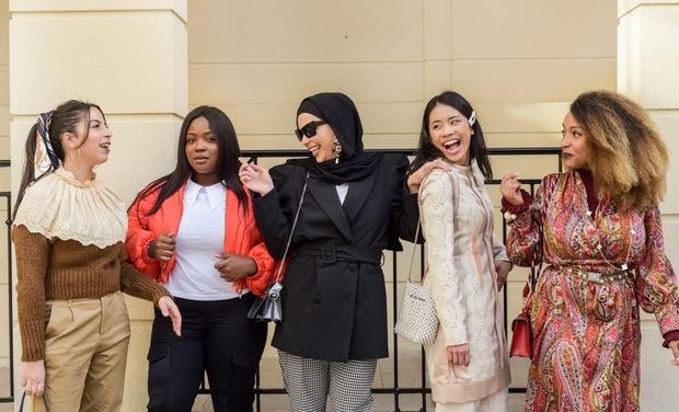 Visuel du projet Concept Store Modest Fashion Multi Marques pour Femmes