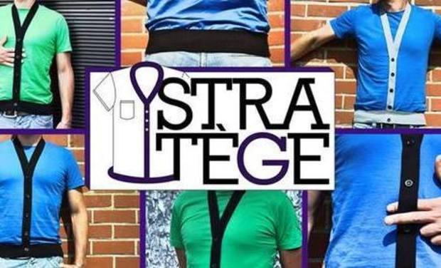 Visueel van project Stratège, accessoire vestimentaire