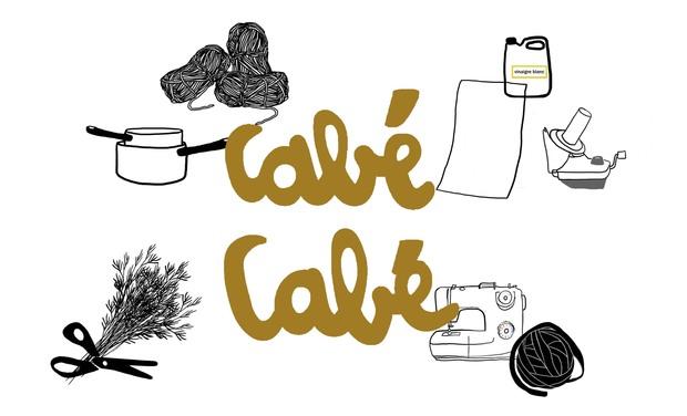 Visueel van project CabéCabé : des tapis & coussins en matières éco-responsables !
