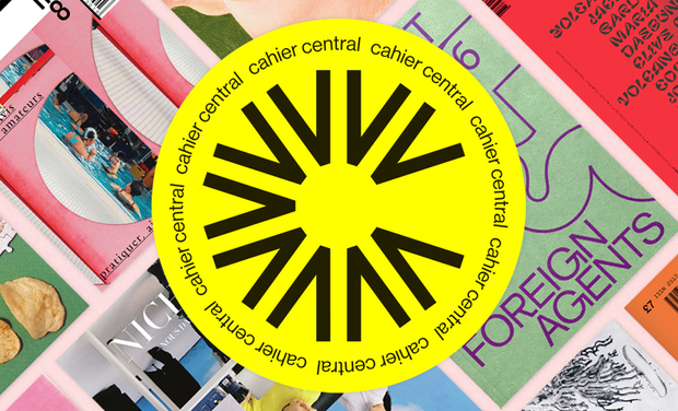 Visuel du projet Cahier Central : Découvrez les meilleures revues indépendantes