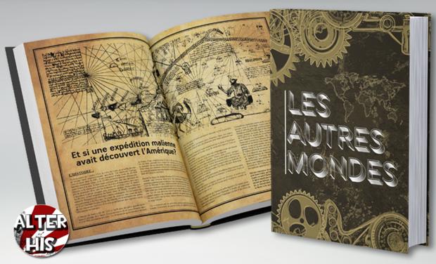 Visuel du projet Histoire et Uchronies : Les autres mondes d'AlterHis