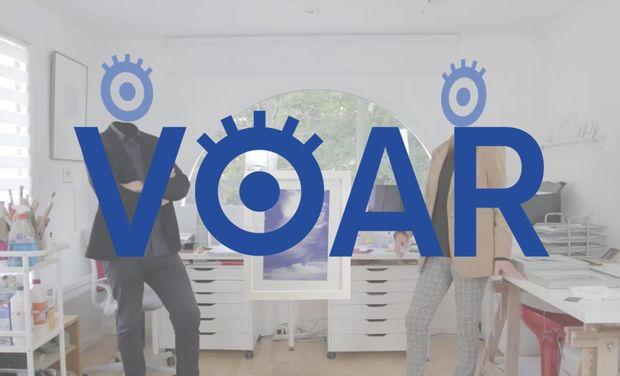 Visuel du projet VOAR : la plateforme de vente d'art en circuit court
