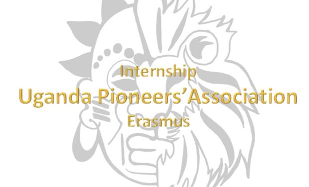 Visuel du projet Erasmus dans une ONG Ougandaise