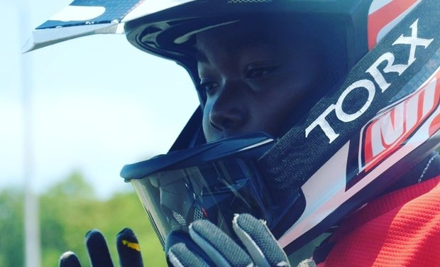 Project visual Objectif Motocross à Sainte-Lucie