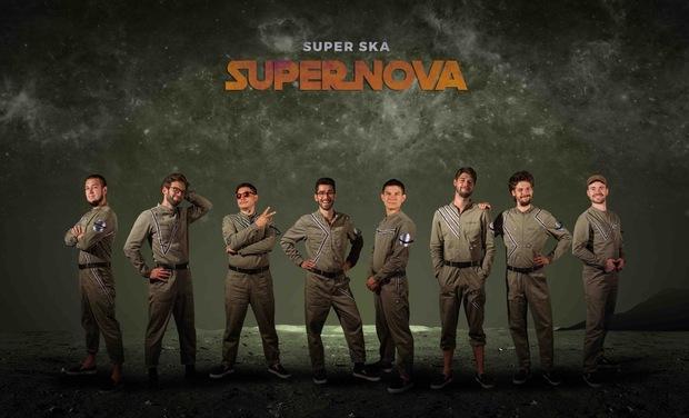 Visuel du projet Super Ska lance la mission Super Nova