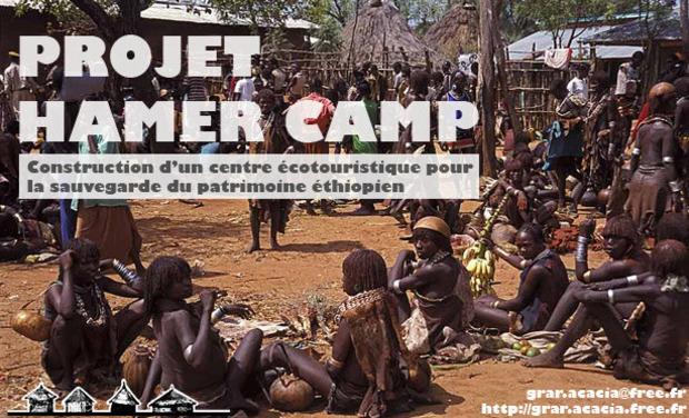 Project visual Projet Hamer Camp