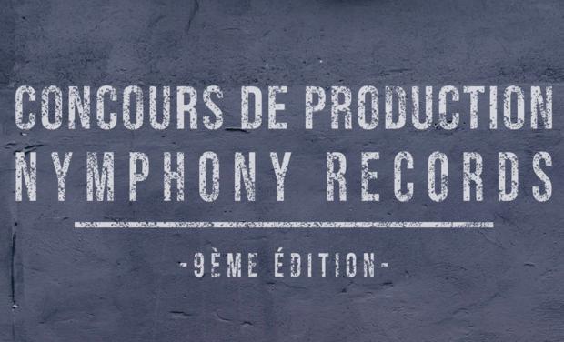 Visuel du projet Compilation Nymphony Records Vol.9
