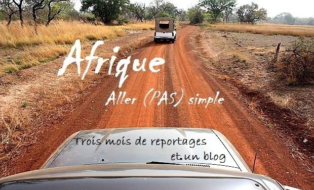 Visuel du projet Afrique : Aller (pas) simple
