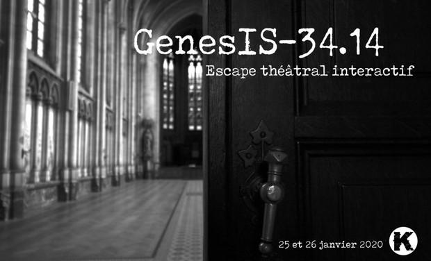 Visuel du projet GenesIS-34.14