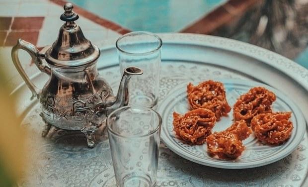 Visuel du projet L'Orée de l'Atlas - Pâtisseries marocaines gourmandes et BIO