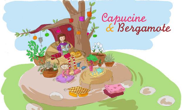 Visuel du projet Capucine & Bergamote