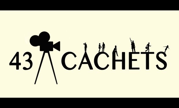 Visuel du projet 43 CACHETS ( Pilote de la série )