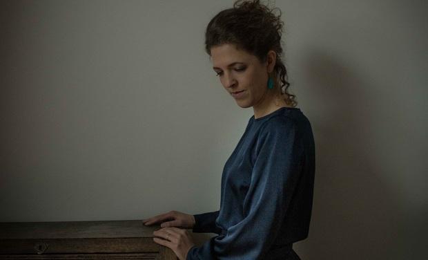 Visuel du projet Opname solo-cd Griet De Geyter & barokensemble Il Gardelino