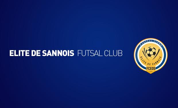 Project visual Participez à l'essor du FUTSAL CLUB ELITE DE SANNOIS