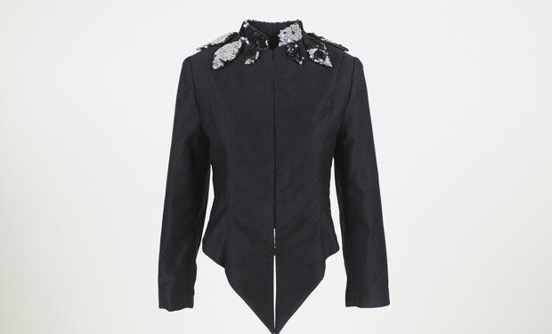 Visuel du projet NOIRE - La veste de qualité 100% upcycling