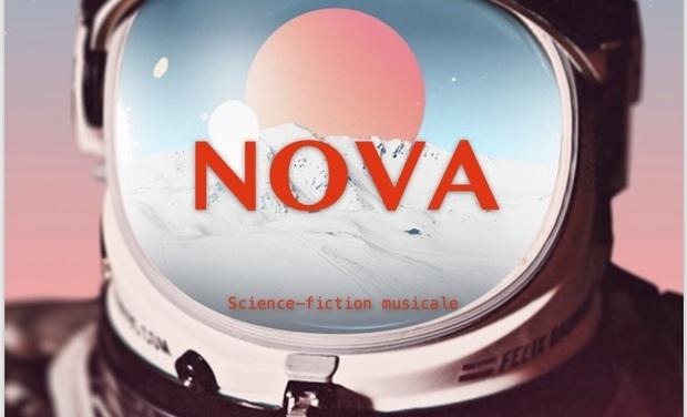Visuel du projet NOVA - Science fiction musicale