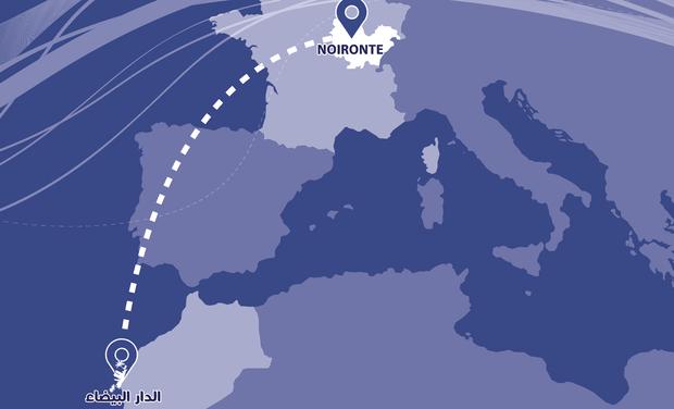 Visuel du projet Voyage scolaire de la Franche-Comté au Maroc