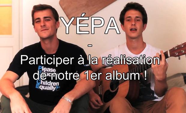 "Project visual Yépa - ""Paradoxe"" 1er Album !"