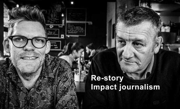 Image du projet Re-story: des histoires de penseurs et d'acteurs du nouvel âge