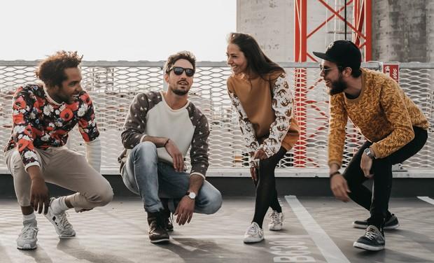 Visuel du projet Sweat it - La marque de sweats et t-shirts faits main à Bordeaux