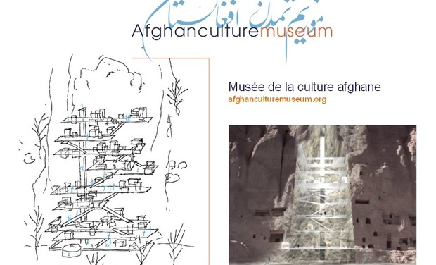 Project visual afghanculturemuseum.org