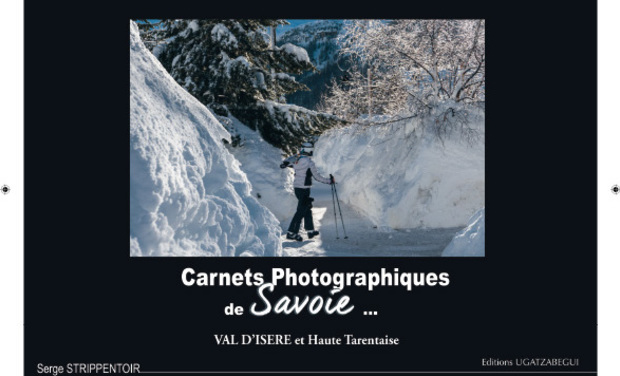 Visuel du projet Les Carnets Photographiques: Val d'Isère et la Haute Tarentaise