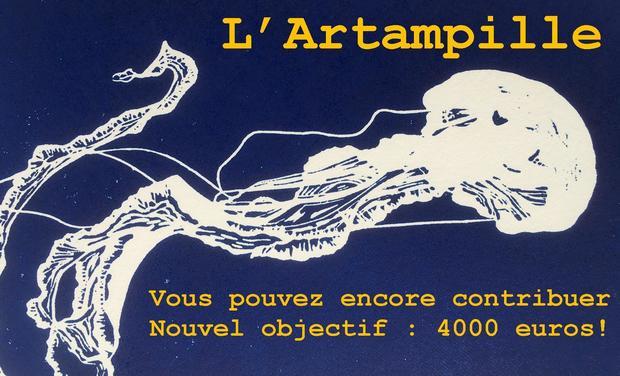 Visuel du projet L'Artampille - Atelier de gravure et image imprimée à Pélussin