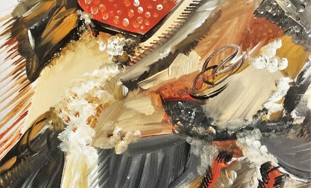 Visuel du projet Artiste-Peintre : si j'étais en galerie !