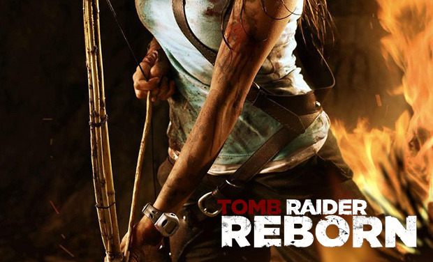 Project visual Tomb Raider Reborn