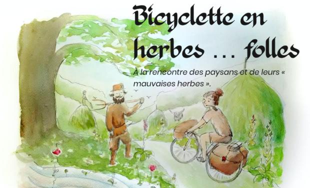 Visueel van project Bicyclette en herbes… folles