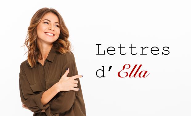 Visueel van project Lettres d'Ella
