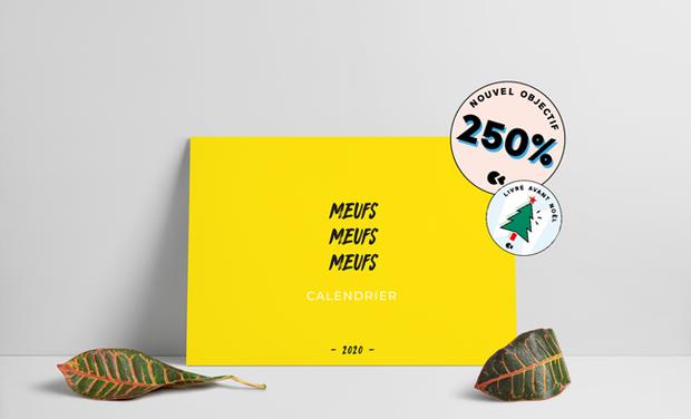 Project visual LE CALENDRIER MEUFS, MEUFS, MEUFS