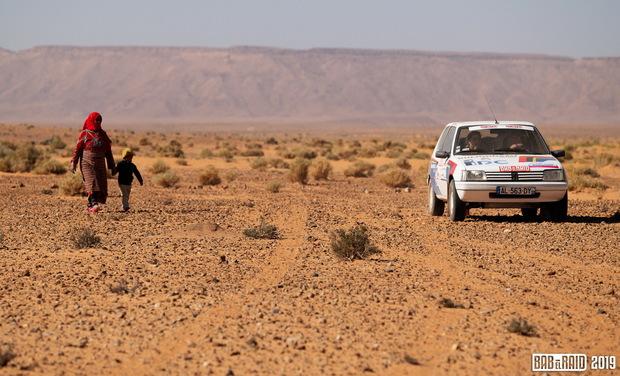 Visuel du projet Les colocs à terre - Bab el Raid 2020