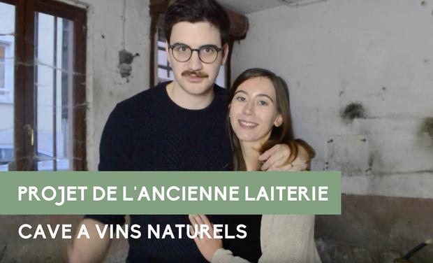 Visuel du projet L'Ancienne Laiterie d'Osthoffen - Cave à vins naturels