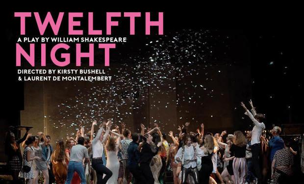 Visuel du projet Twelfth Night in London -  January 2020