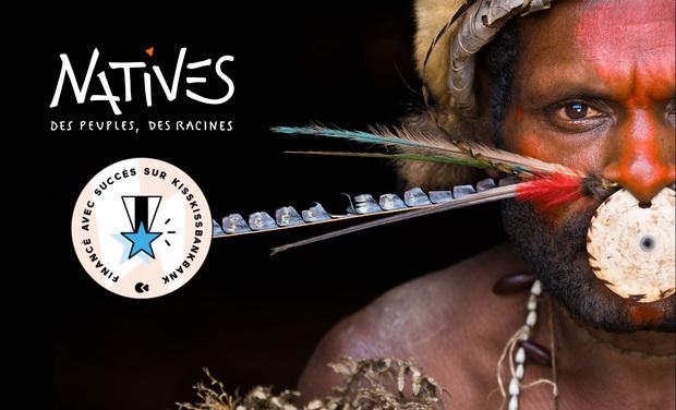 Project visual Natives, des peuples, des racines