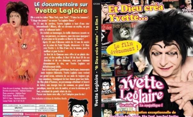 Visuel du projet Et Dieu créa Yvette : Le documentaire événement en DVD.