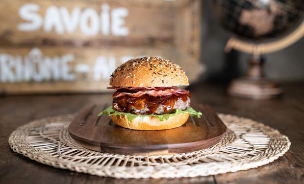 Visueel van project Le Burger avec Plaisir
