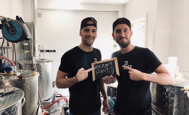 Visuel du projet Bières ZE ZOET : un projet FUN & HOUBLONNÉ !