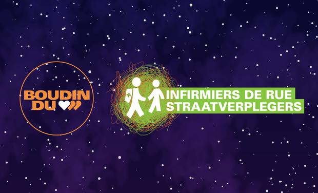 Visuel du projet Boudin Du Cœur x Infirmiers De Rue