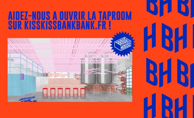 Visuel du projet BRIQUE HOUSE BREWERY : + TAPROOM ?