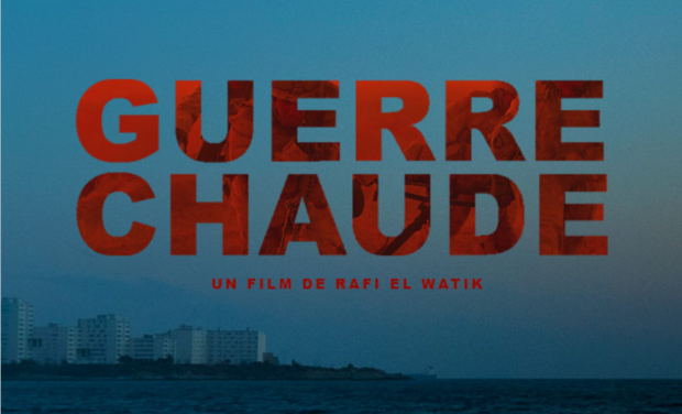 Visuel du projet GUERRE CHAUDE