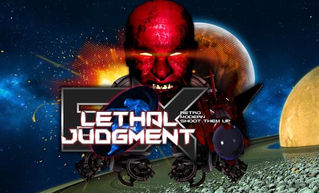 Visuel du projet Lethal Judgment EX