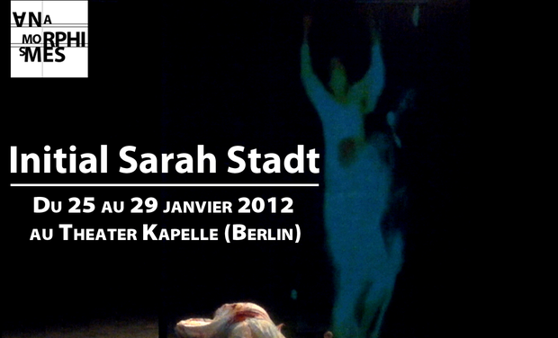 Project visual Initial Sarah Stadt