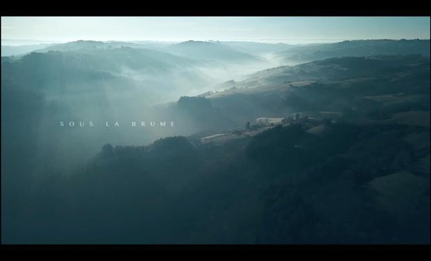 Project visual Sous la brume