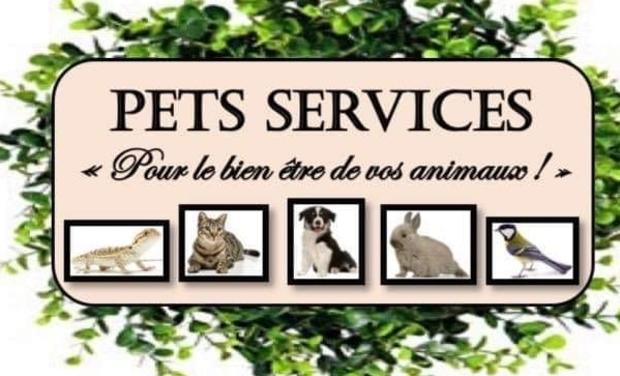Visuel du projet Pets Services