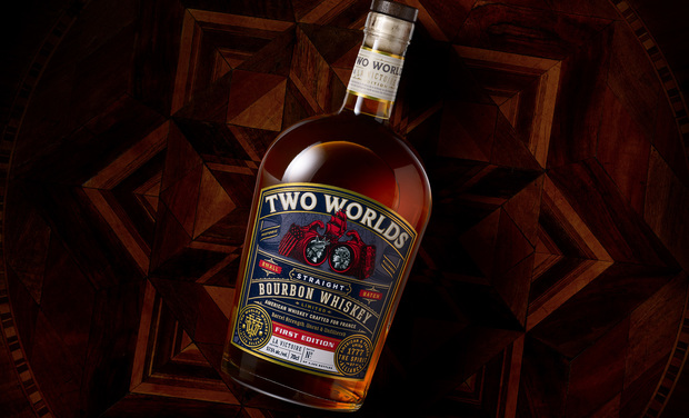 Project visual Two Worlds Whiskey