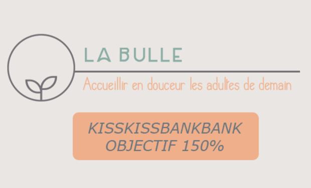 Visuel du projet Aidez nous à lancer la maison de naissance La Bulle